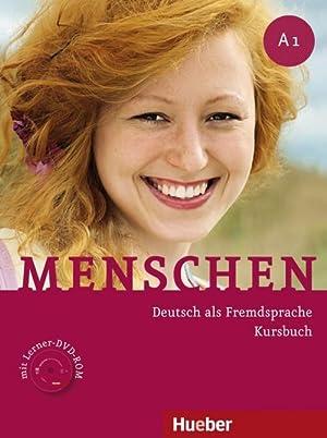 12).menschen a1. kursbusch (+dvd).(alumno): Vv.Aa.