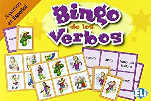 Bingo de los verbos: Eli