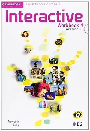 12).interactive 4º.eso.(workbook+cd) (spanish speakers): Hadkins / Lewis / Budden
