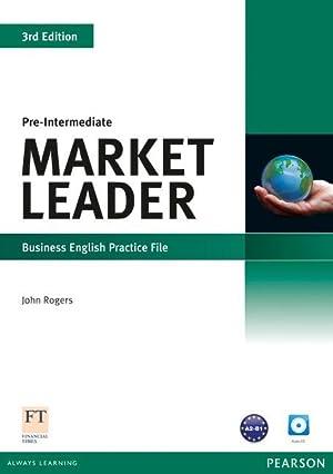 12).market leader pre-interm.(pract.file+cd): Rogers, John