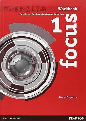 15).focus spain 1ºbach.workbook: Kay, Sue