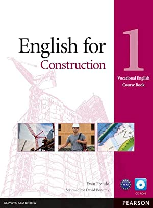 English for construction 1 +cd: Frendo, Evan