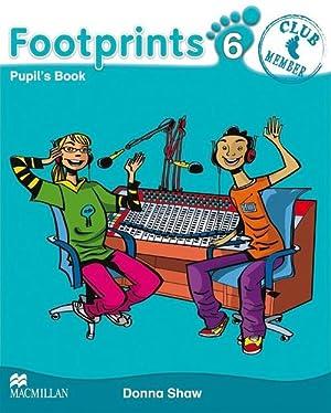 10).footprints 6.(st) (6ºprimaria): Shaw, D.