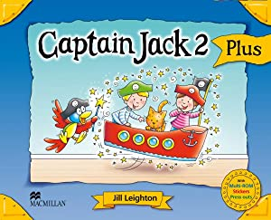 11).captain jack 2 *plus*.(5 aÑos) (st+wb+multirom): Leighton, J.