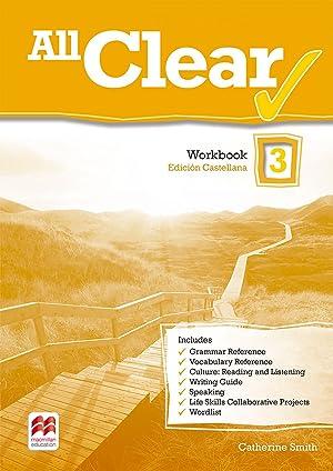 15).all clear 3º.eso.workbook *spanish edition* ed.espaÑ: Vv.Aa