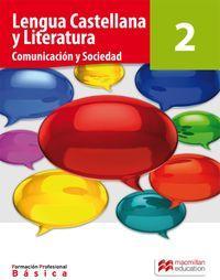 15).(f.p.basica).(2).lengua castellana literatura.(f.p.b): Vv.Aa