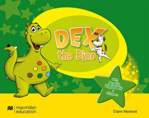 15).dex the dino (3 aÑos).pupils book (pack): Vv.Aa