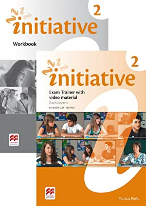 15).initiative 2º.bach (wb pack) *spanish edition*: Vv.Aa