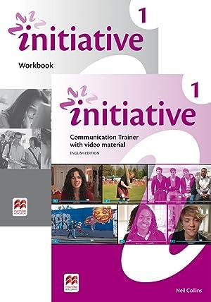 15).initiative 1º.bach.(wb pack) *english edition*: Vv.Aa