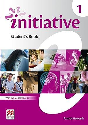 15).initiative 1º.bach.(st pack) *english edition*: Vv.Aa
