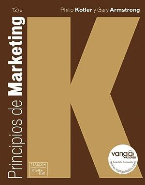 Principios de marketing: Kotler, Philip/Armstrong, Gary