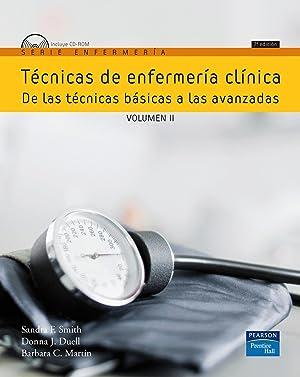 Técnicas de enfermería clínica: Smith, Sandra/y otros