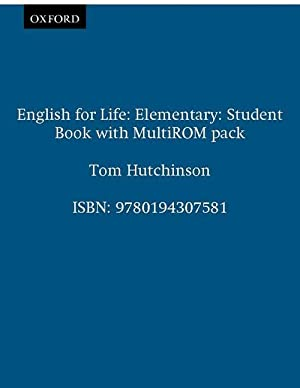 07).(st).elementary.english for life.(+cd): Hutchinson, Tom
