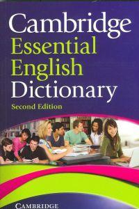 Camb essential eng dic pb 2ed: Aa.Vv.