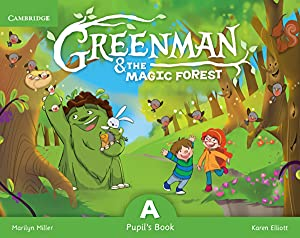 15).greenman a (4 aÑos).pupils book.magic forest: Vv.Aa