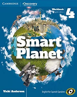 15).smart planet 4 workbook (english edition): Vv.Aa