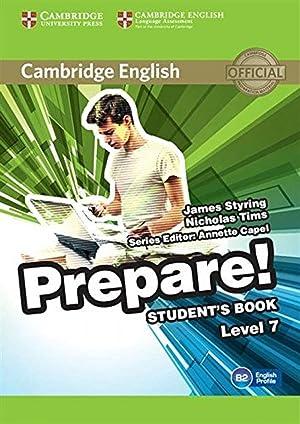 15).camb.english prepare! 7 student (exams): Vv.Aa
