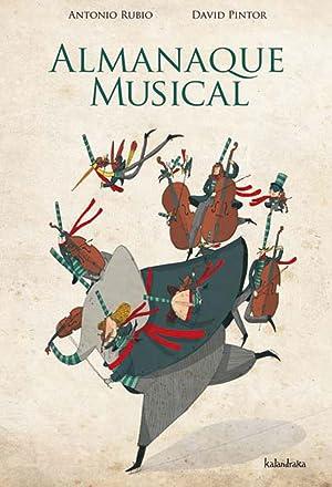 Almanaque musical (glg): Rubio Herrero, Antonio/Pintor Noguerol, David