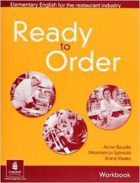 Ready to order.workbook (ingles hosteleria): Aa.Vv.