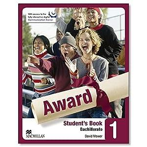 14).award 1º.bach.(st.pack) *spanish edition* ed.espaÑol: Vv.Aa.
