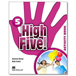 Ant/(14).high five! english 5.(activity).(pack): Vv.Aa.