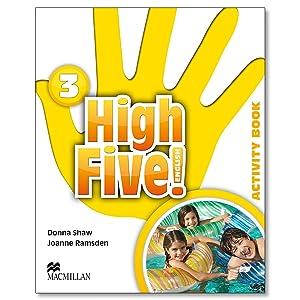 14).high five! english 3º.prim.(activity pack): Vv.Aa.