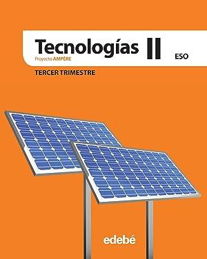 11).tecnologia 3º.eso (ampere): Edebé, Obra Colectiva