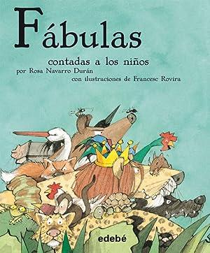 Las fabulas contadas a los niños: Felix Maria Samaniego