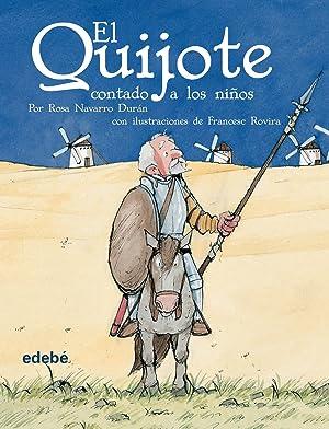 El Quijote contado a los niños: Navarro Durán, Angeles