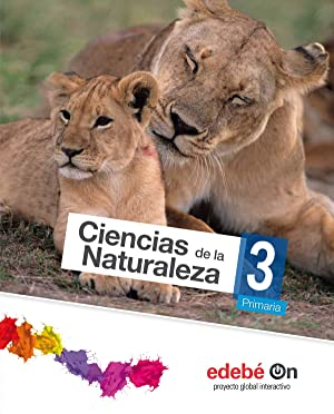 14).ciencias naturaleza 3º.primaria.(talentia): Vv.Aa.