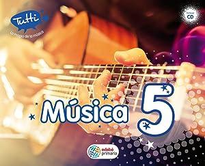 MUSICA TUTTI EP5 LIBRO ALUMNO