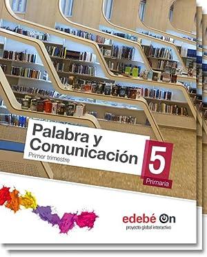 15).palabra y comunicacion 5e.prim.(cataluÑa) talentia: Aa.Vv.