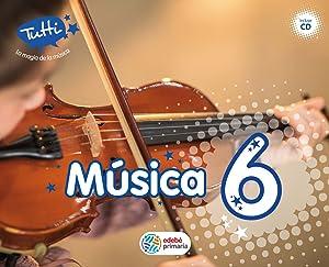 15).musica 6º.primaria.(+cd).(tutti): Aa.Vv.