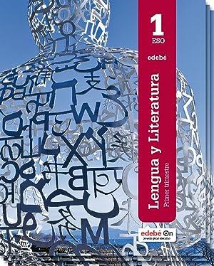 15).lengua literatura 1ºeso *trimestral*: Aa.Vv.