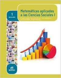 15).matematicas 1ºbach.(c.sociales i): Vv.Aa