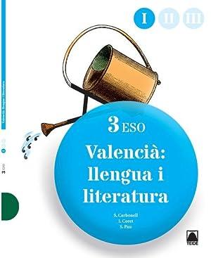 Llengua i literatura 3r.eso: Vv.Aa