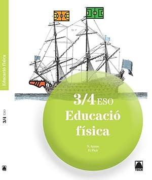 cat).(15).educacio fisica ii (2n.cycle eso): Vv.Aa