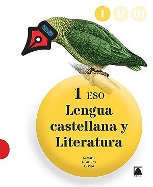 Lengua y literatura 1ºeso: Vv.Aa