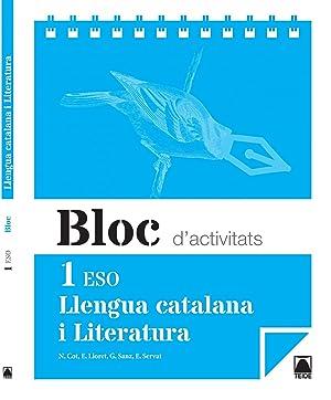 cat).(15).quadern llengua 1r.eso: Aa.Vv.
