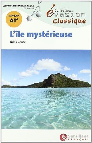 Pack evasion l'ile mysterieuse: Varios autores