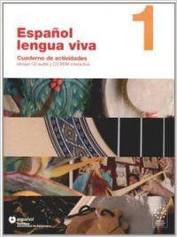 Español lengua viva 1 cuaderno actividades+cd-rom interactivo: Universidad de Salamanca