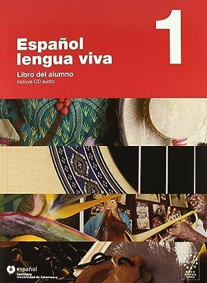Español lengua viva 1 libro alumno+cd santillana: Universidad de Salamanca