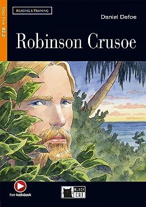 Robinson crusoe+cd: Defoe, Daniel