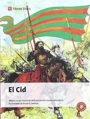 El Cid N/c: Mccaughrean, Geraldine/Montaner Frutos,