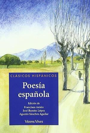 Poesia Española. Clasicos Hispanicos. Material Auxiliar: De Unamuno, Miguel/Machado, Antonio