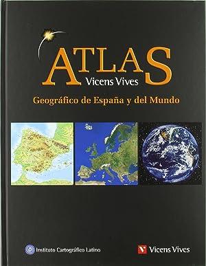Atlas Geografico España Y Mundo N/c: Ediciones Vicens Vives,