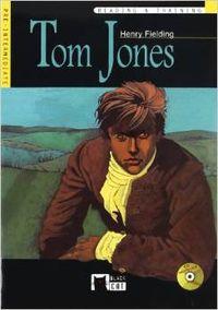 Tom Jones. Book + CD: Cideb Editrice S.R.L.