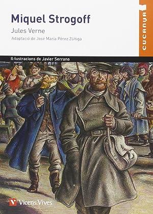 Miguel Strogoff. Material Auxiliar. Primaria: Verne, Jules/Sales Dasi, Emilio