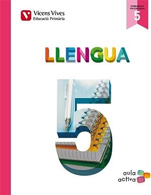 val).(14).llengua 5e.prim.(aula activa) *valencia*: Vv.Aa.