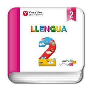 llengua 2n.prim.(aula activa).(trimestres)